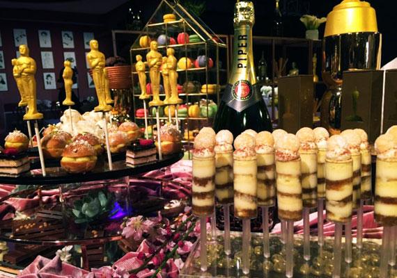 Oscar és az édességek